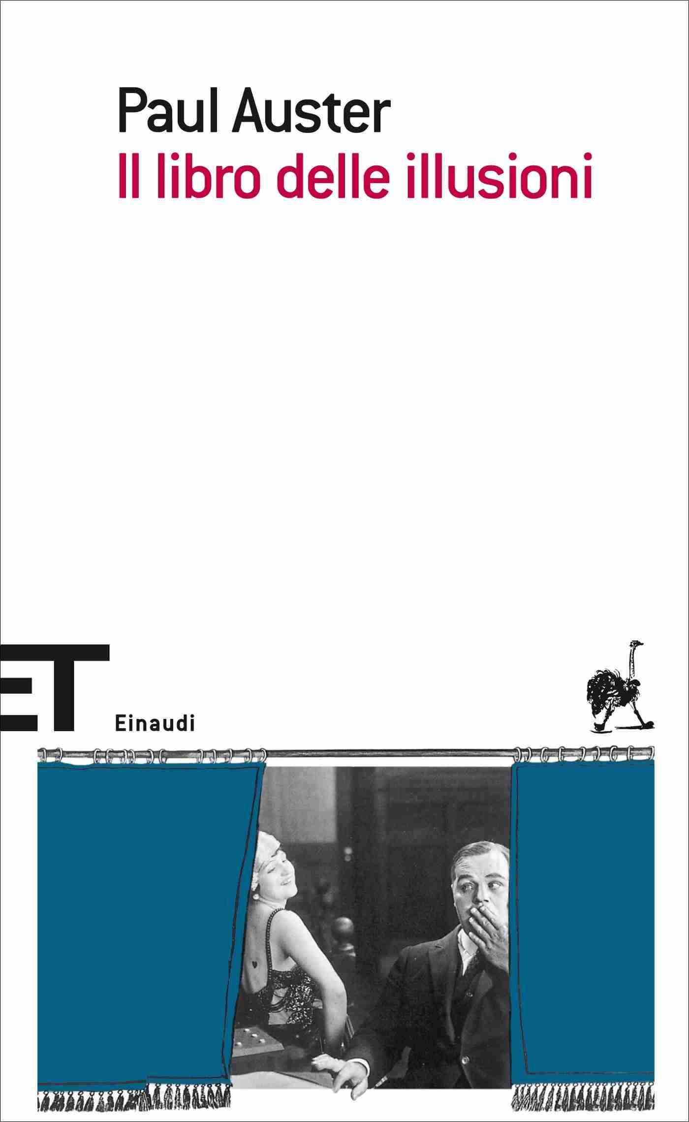 Il libro delle illusioni Paul Auster